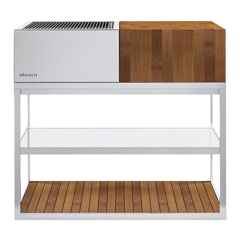 Röshults Open Kitchen tiikkipohja 100
