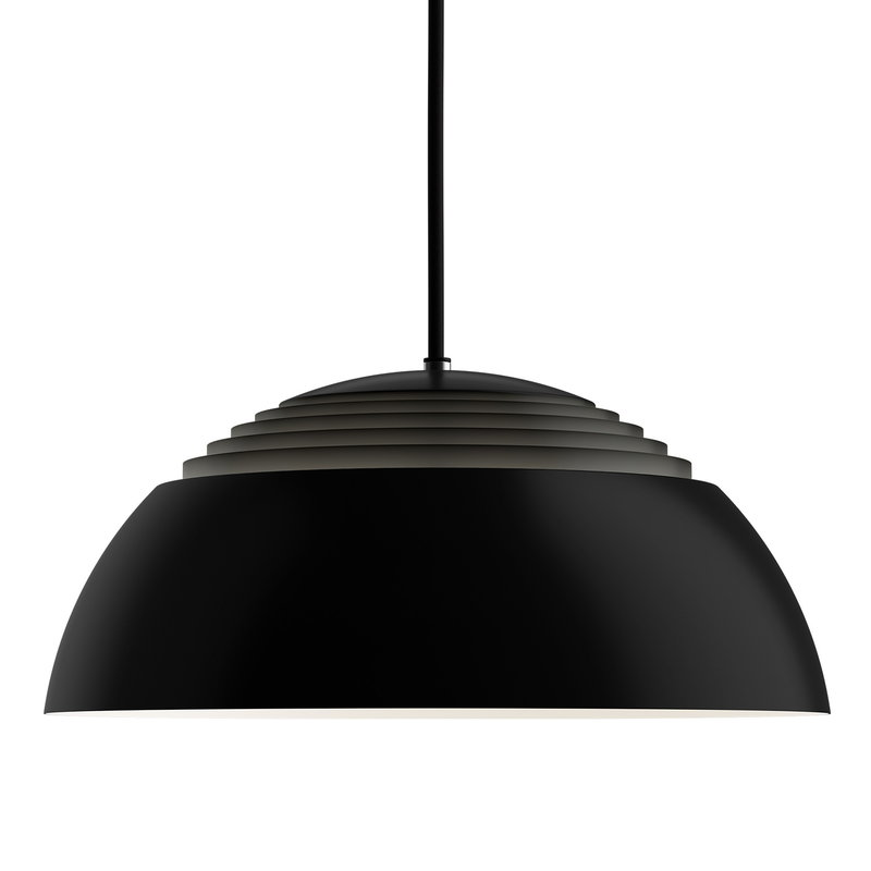 Louis Poulsen AJ Royal 370 pendant, black