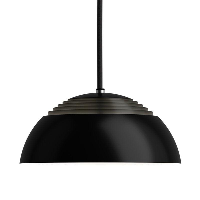 Louis Poulsen AJ Royal 250 pendant, black