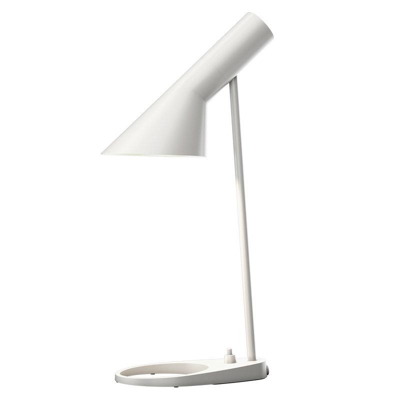Louis Poulsen AJ Mini table lamp, white