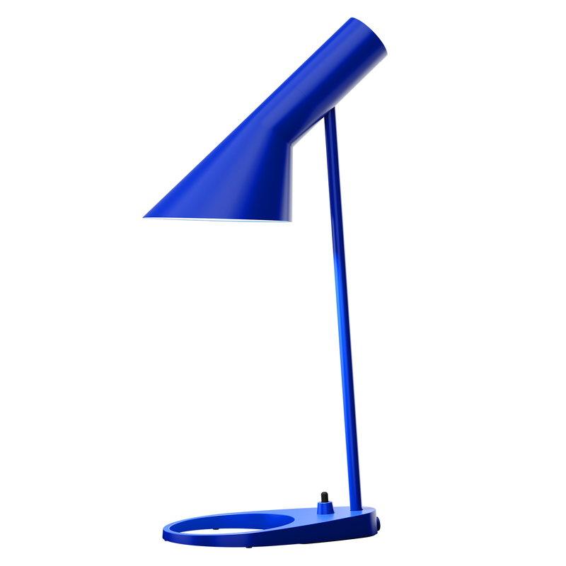 Louis Poulsen AJ Mini table lamp, ultra blue