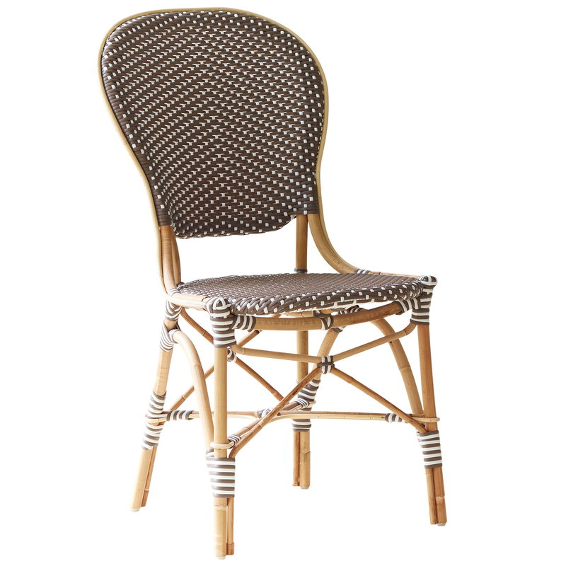 Terrific Isabell Side Chair Cappucino Ibusinesslaw Wood Chair Design Ideas Ibusinesslaworg