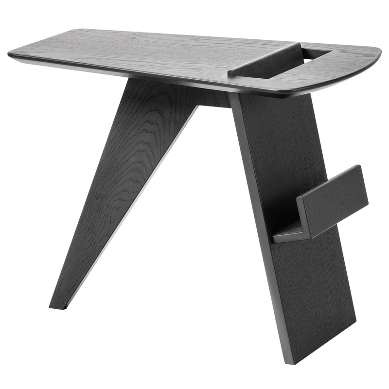 Fredericia Magazine table, black
