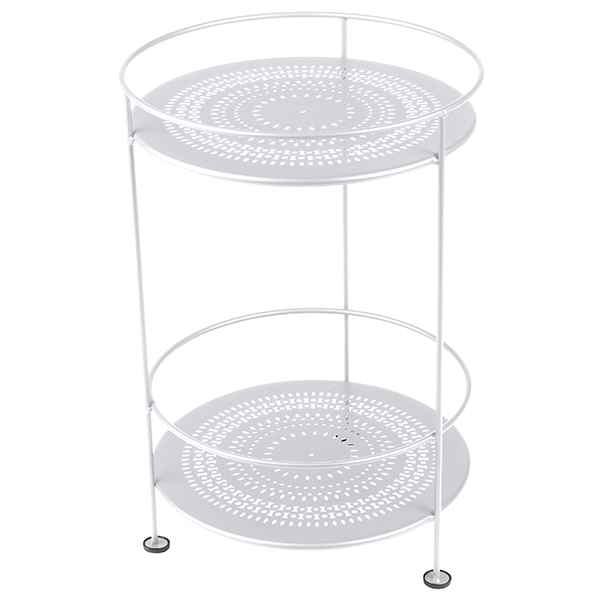 Fermob Guinguette table, cotton white