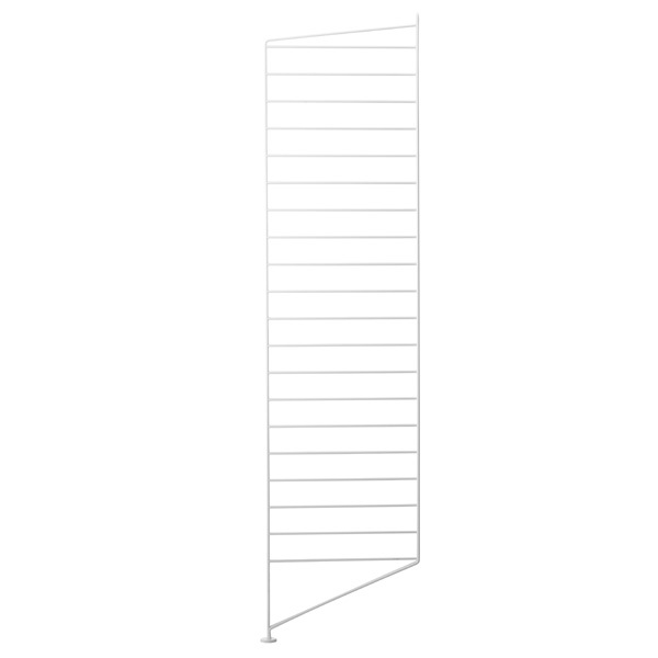 String Furniture String floor panel, 115 x 30 cm, 2-pack, white