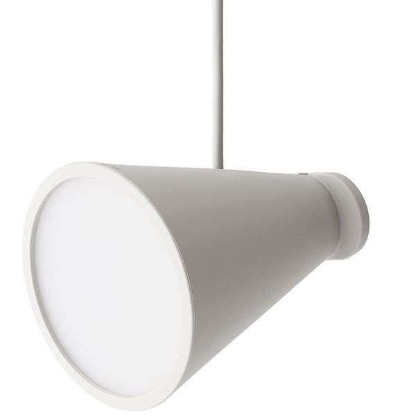 Menu Bollard lamp, ash