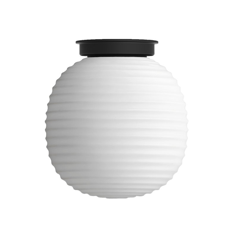 New Works Lantern Globe ceiling lamp, small