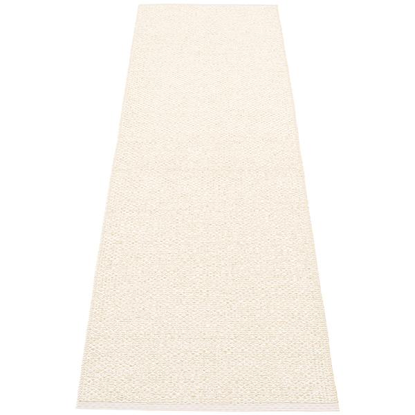 Pappelina Svea rug, 70 x 240 cm, beige metallic
