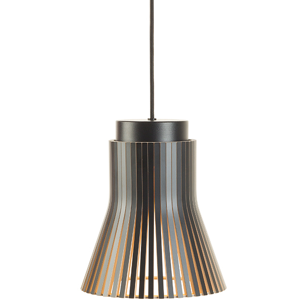 Secto Design Petite 4600 pendant, black