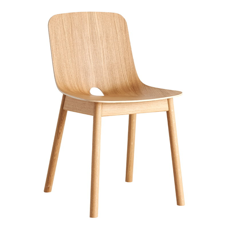 Mono chair, oak