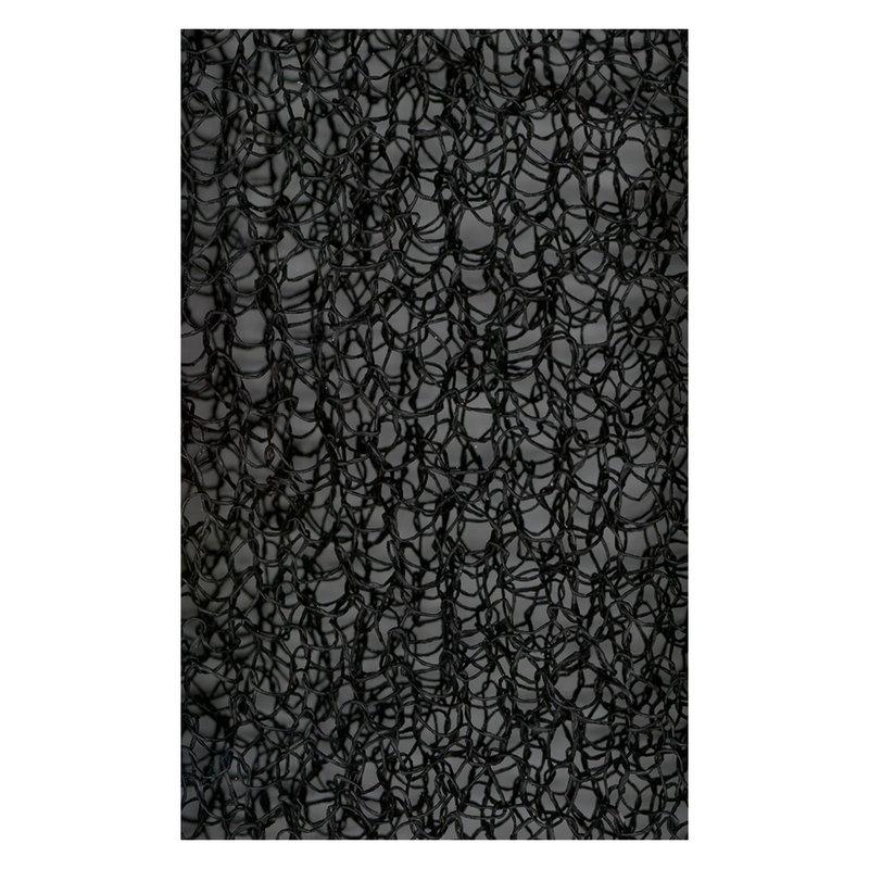 Woodnotes Veil curtain 130 x 290 cm, black