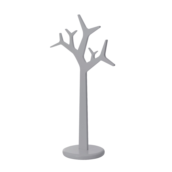 Swedese Tree coatrack 134 cm, grey