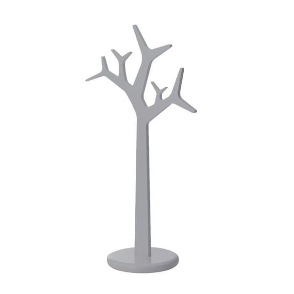 Swedese Tree naulakko 134 cm, harmaa