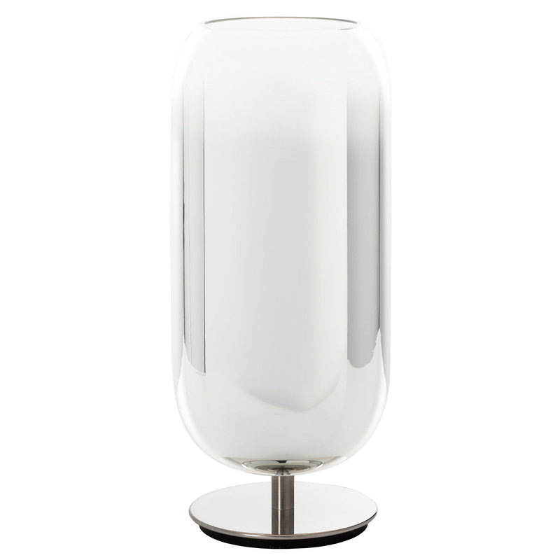 Artemide Gople table lamp, silver