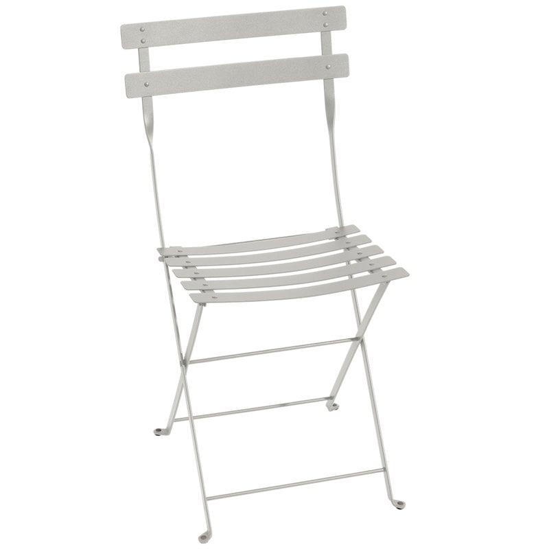 Fermob Bistro Metal chair, clay grey