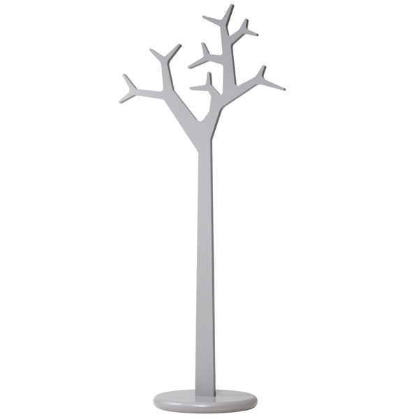 Swedese Tree coatrack 194 cm, grey