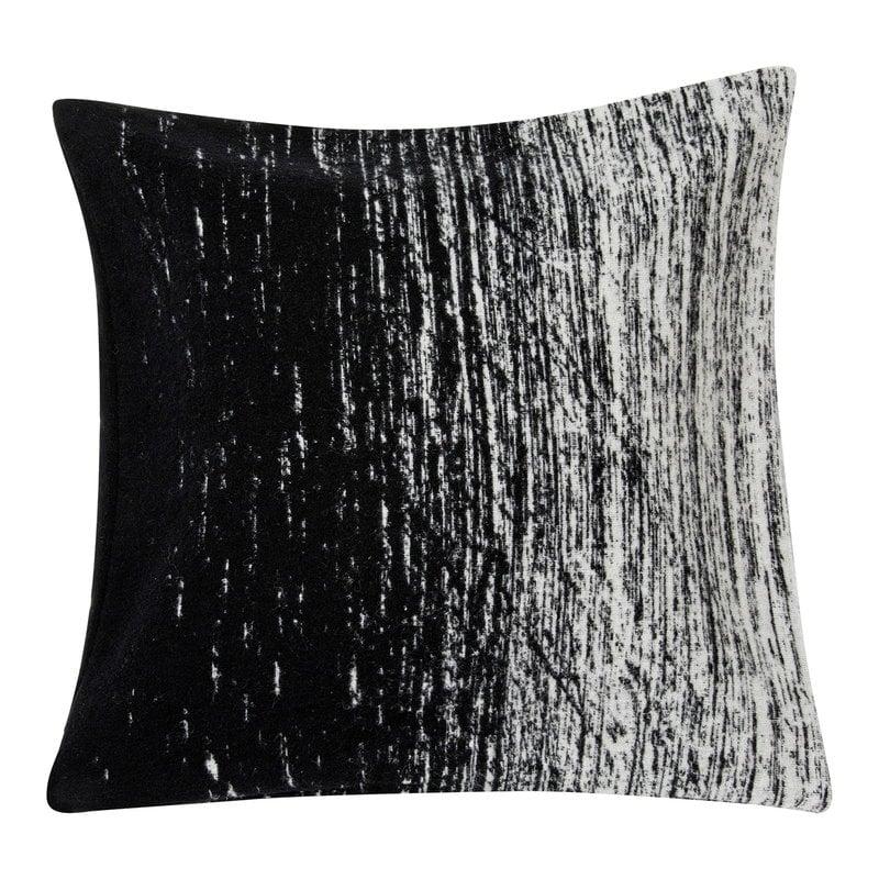 Marimekko Kuiskaus tyynynpäällinen 50 x 50 cm, musta - valkoinen