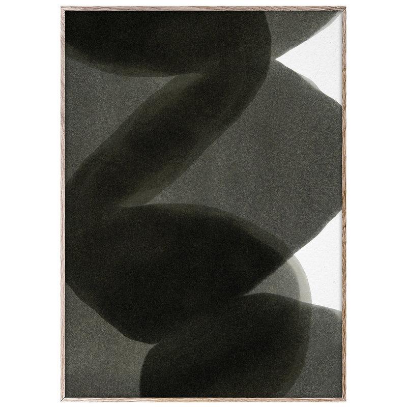 Paper Collective Enso -  Black II juliste