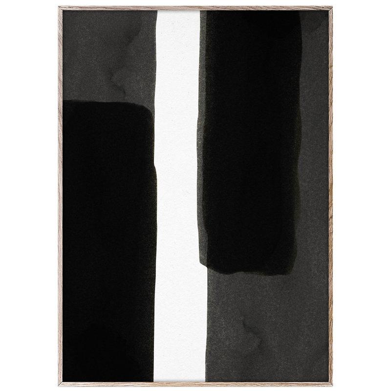 Paper Collective Enso -  Black I juliste