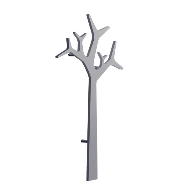 Swedese Appendiabiti da parete Tree 134, grigio