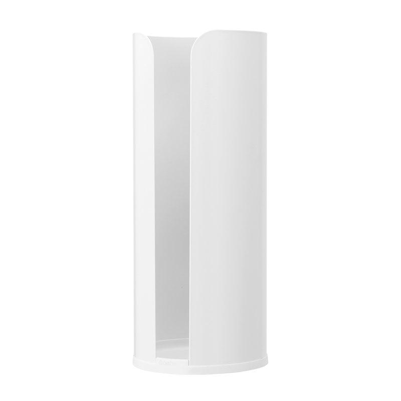 Brabantia ReNew toilet roll dispenser, white