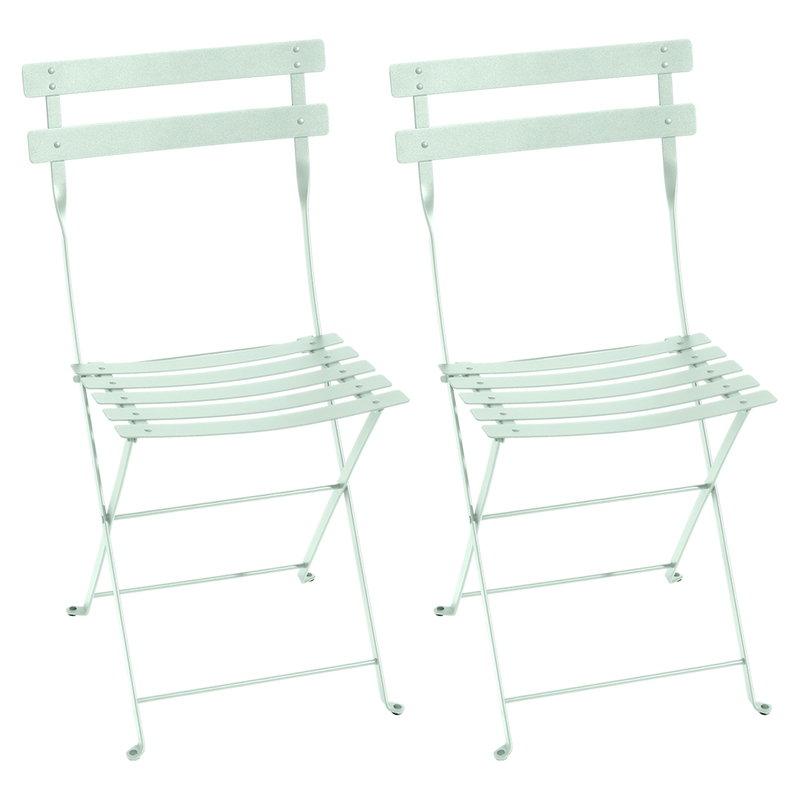 Fermob Bistro Metal chair, 2 pcs, ice mint