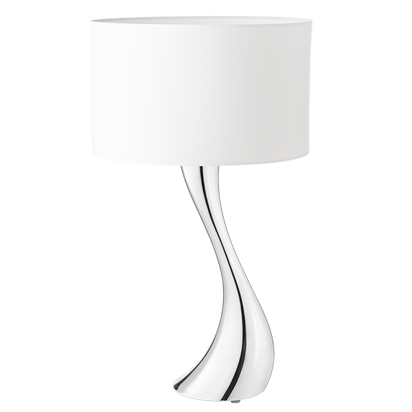 Georg Jensen Cobra table lamp, small, white