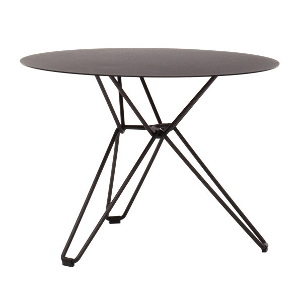 Massproductions Tio table small, black