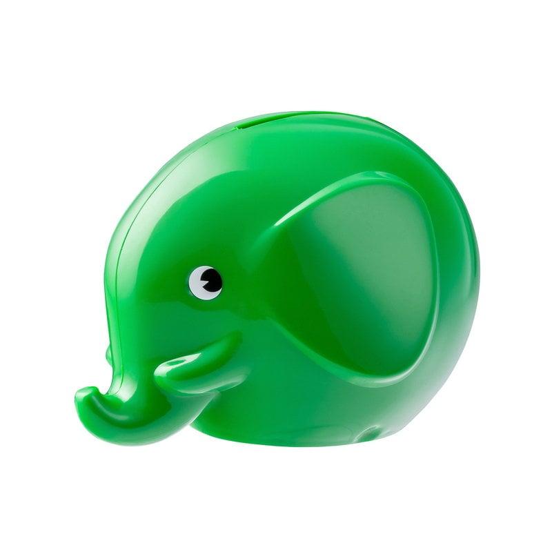 Palaset Salvadanaio Medi Elephant, verde