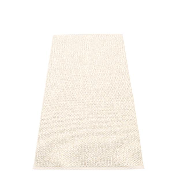 Pappelina Svea rug, 70 x 160 cm, beige metallic