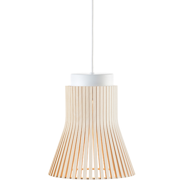 Secto Design Petite 4600 pendant, birch