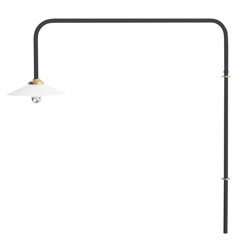 Valerie Objects Hanging Lamp n5, black