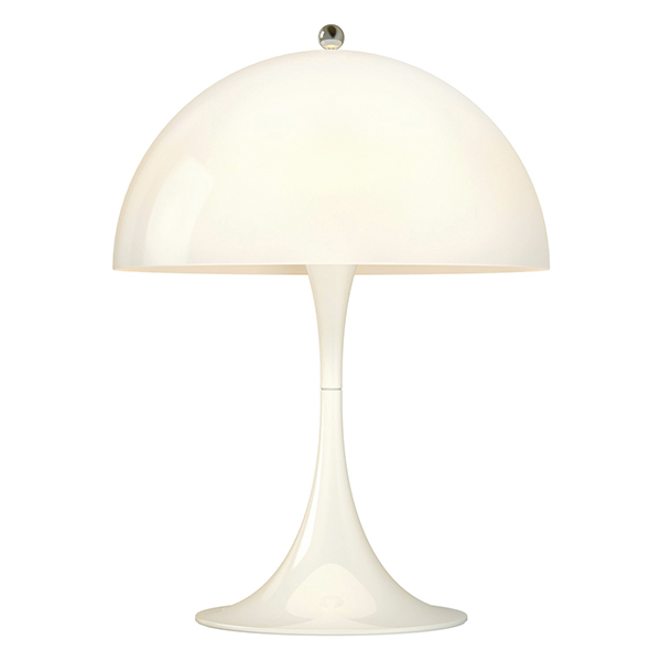 Louis Poulsen Panthella Mini table lamp, opal