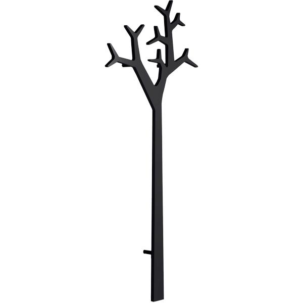Swedese Tree seinänaulakko 194 cm, musta