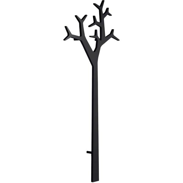 Swedese Tree wall coatrack 194 cm, black