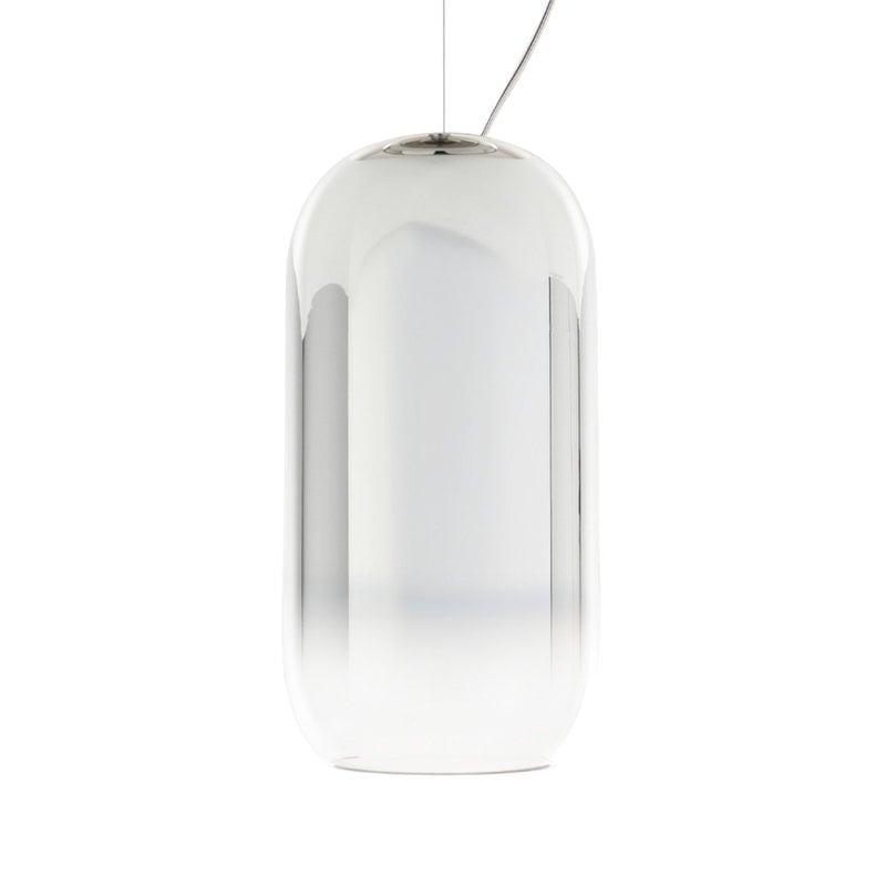 Artemide Gople Mini pendant, silver