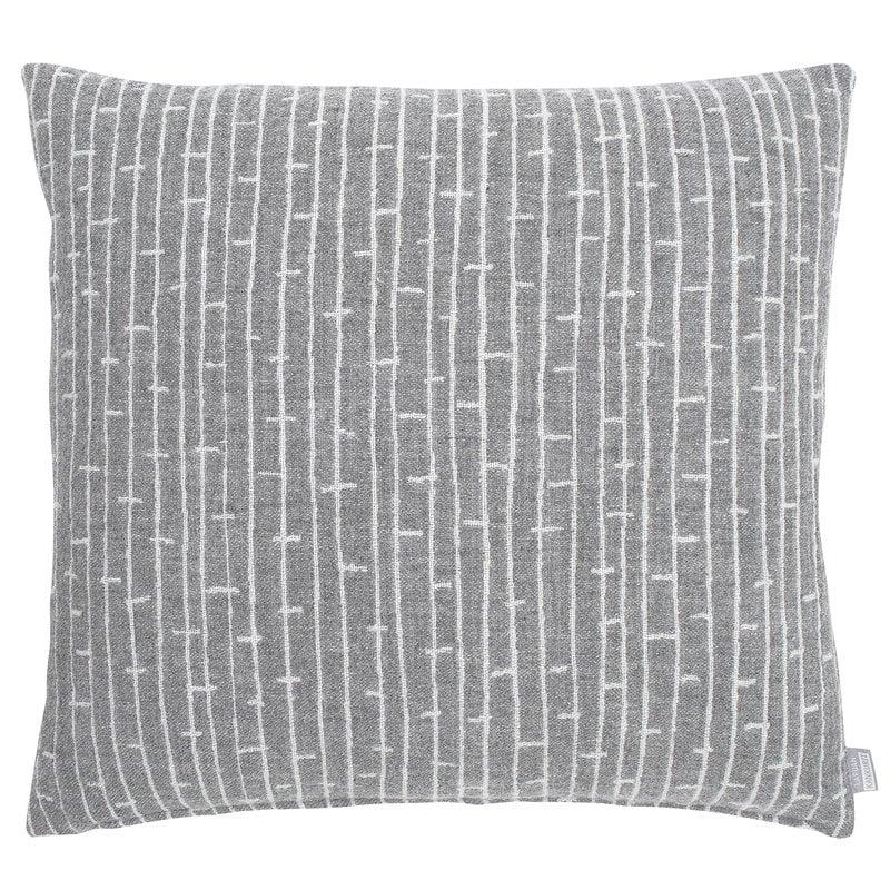 Lapuan Kankurit Metsä cushion cover 45 x 45 cm, light grey