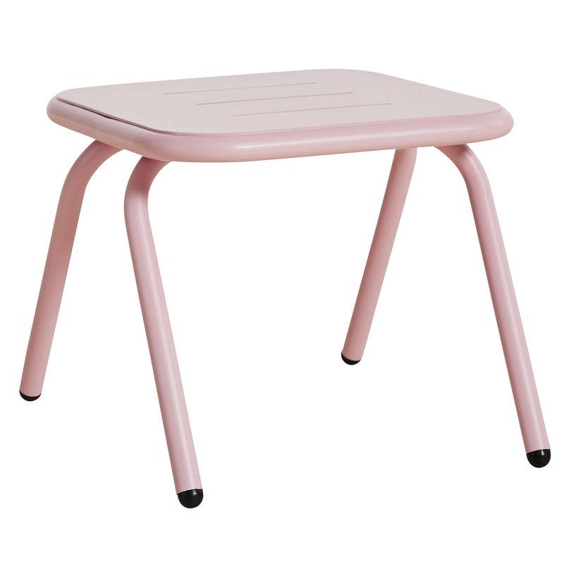 Woud Ray lounge pöytä 37 cm, vaaleanpunainen