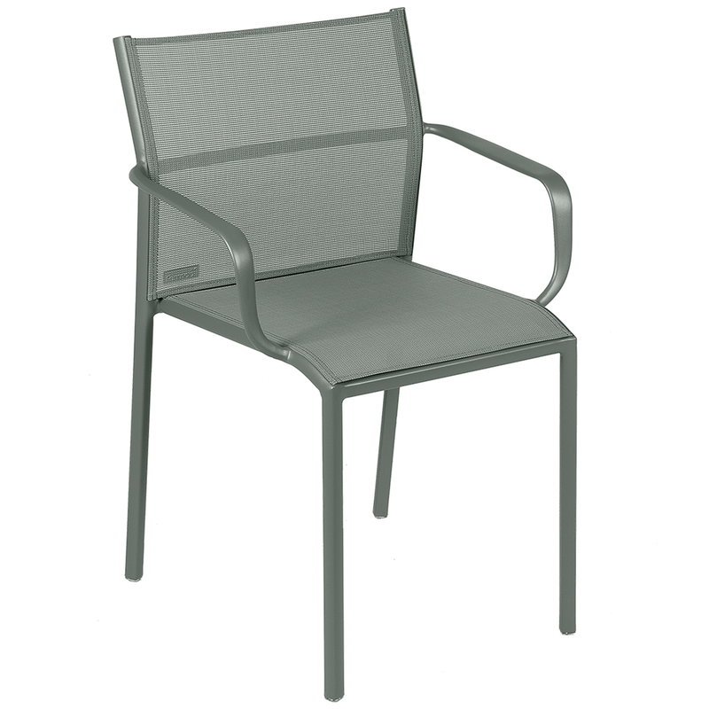 Fermob Cadiz armchair, rosemary