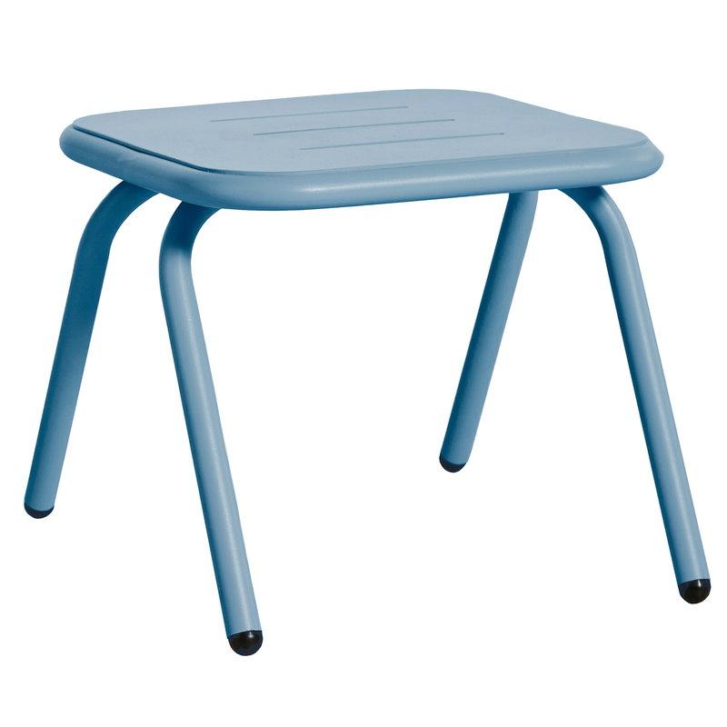 Woud Ray lounge pöytä 37 cm, sininen