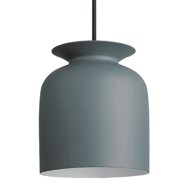 Gubi Ronde pendant 20 cm, mid grey