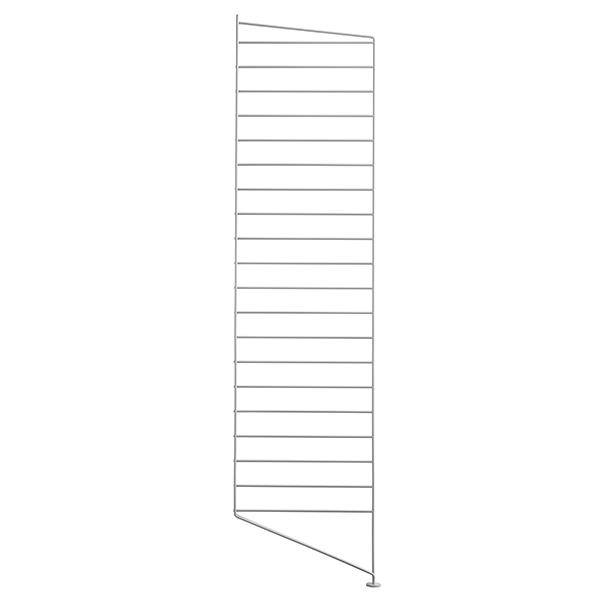 String Pannello da pavimento 115 x 30 cm, 1 pz, grigio
