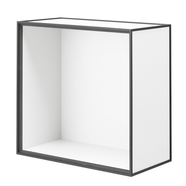 By Lassen Frame 42 box, white