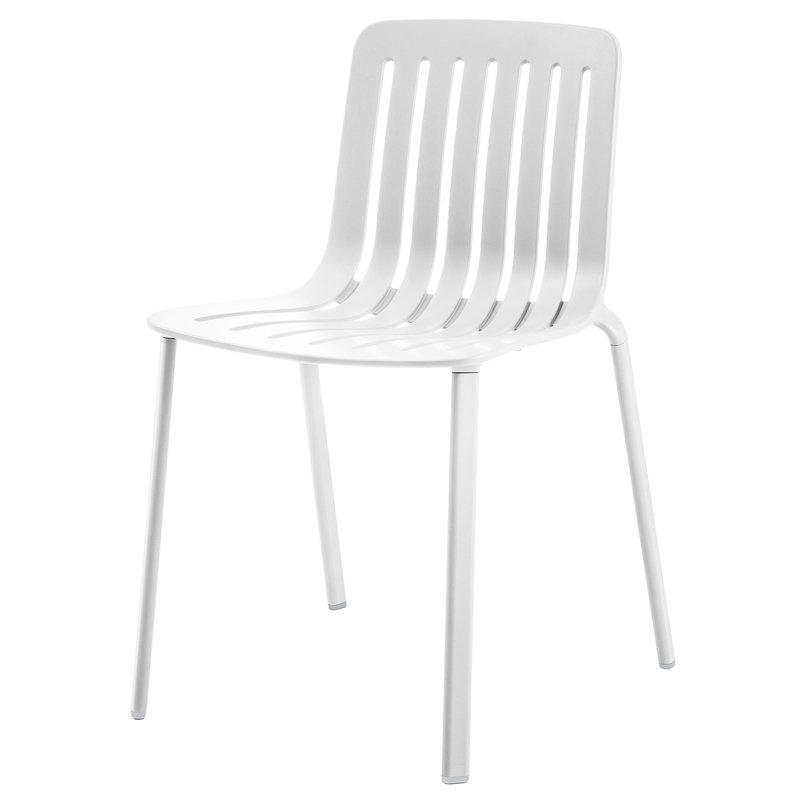 Magis Plato tuoli, valkoinen