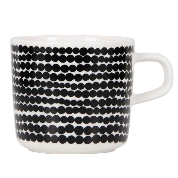Marimekko Oiva - Siirtolapuutarha Räsymatto kahvikuppi 2 dl
