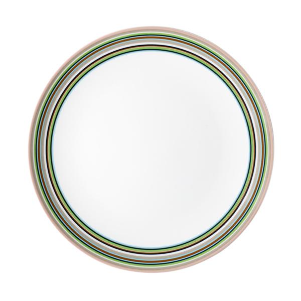 Iittala Origo plate, beige, 26 cm