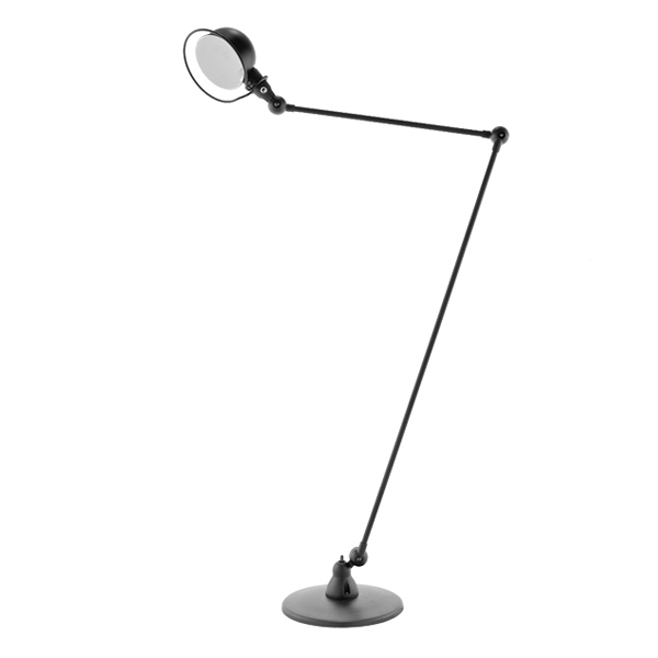 Jieldé Signal SI833 floor lamp, matt black