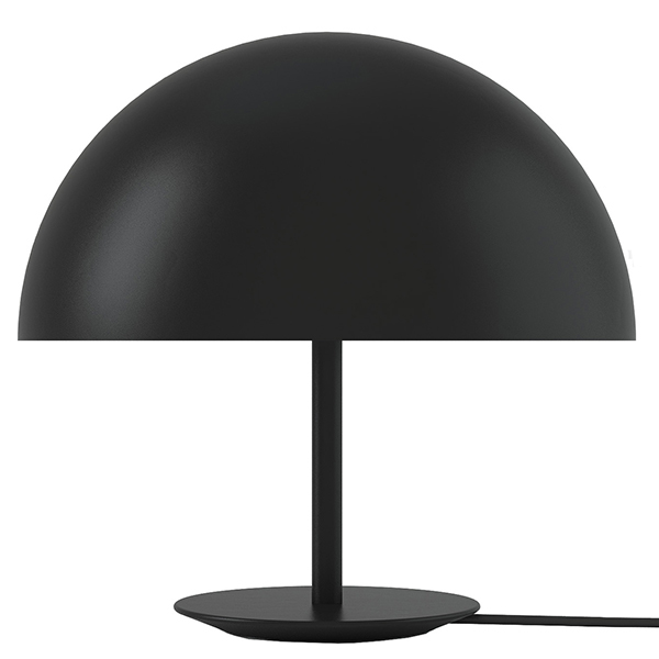 Mater Dome lamp, black
