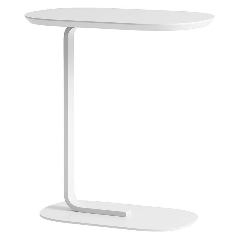 Muuto Relate side table, off-white