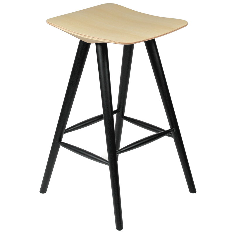 Naamanka Clash 337A bar stool, 65 cm